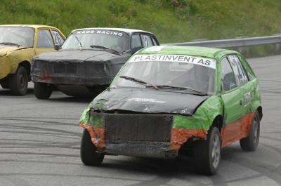 Anders Hjelmås - Opel Astra