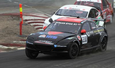Rudi Andres-Mazda RX8 - Foto Rune Johannesen